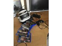 Playstation 4 & VR