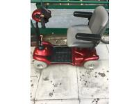 Mobility scooter - Shoprider Deluxe