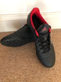 Adidas Predator Astro Turf Trainers - Size 9