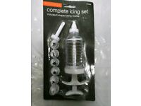 complete icing set