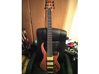 Harley Benton BZ-6000 NT 6-String Bass
