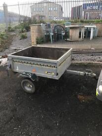 Tipping trailer camping etc