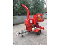 INDUSTRIAL Wood Chipper Arbour Eater BIO 250 - Fully working SERVICED