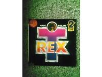 T. rex twin Vinyl records