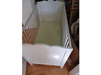 For free - Ikea Baby Cot