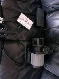 Jecod dc6000 return pump
