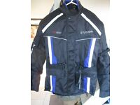 NEW Spartan motorcycle jacket size 38""