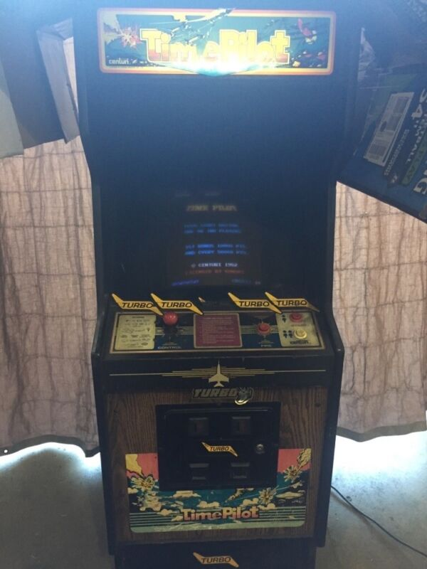 ARCADE  Game - Time pilot -Used $2000.00