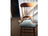 Dining Room Table Chairs x 4