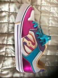 Brand new heelies