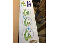 Chicco 123 baby walker 3 stages