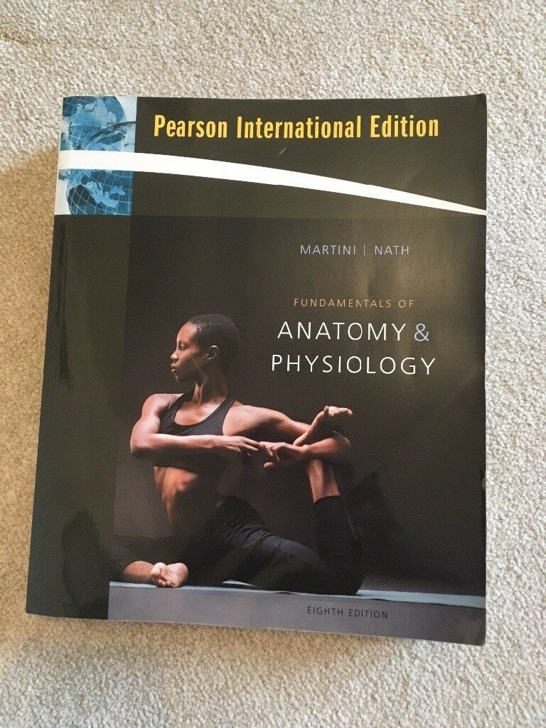 Fundamentals of Anatomy and Physiology text book | in Gabalfa ...