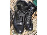 Dr Marten Boots men's size 9