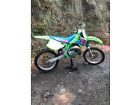 Kawasaki Kx 125 EVO May swap??