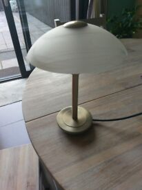 Brass Touch Lamp