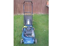 Challenge Extreme petrol lawnmower