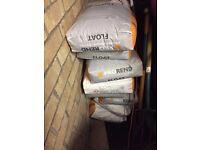 8 bags of 20kg Float