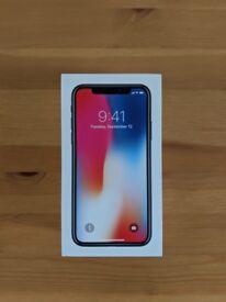Apple iPhone X 64gb Silver unlocked