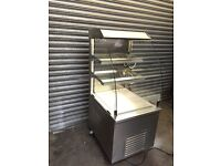 Counter line display fridge, for cakes drinks or foods, commercial