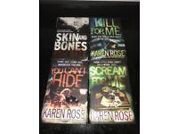 Hardback crime books