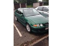 MG ZS spares or repairs