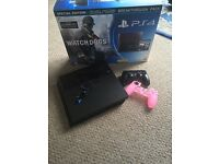 PS4 500gb boxed with accessories