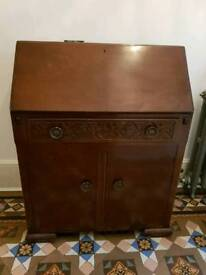 Bureau antique oak
