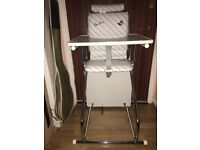 Two new baby high chair