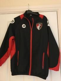 AFC Bournemouth jacket- extra large boys