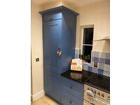 Kitchen Units and Granite Worktop