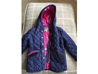 Girls Joules coat