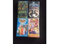 Collection of kids video tapes