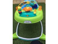 BABY WALKER - BABY EINSTEIN, UNISEX, £20 (HARDLY USED) COLLECTION MK4 - COST ME £60 TO BUY