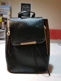 Brand new PU leather backpack