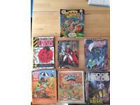 2000ad/Judge Dredd Comics