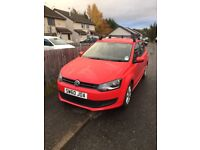 VW Polo 2011 1.2 SE petrol