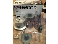 KENWOOD Food Processor FPP225 Full Set with box
