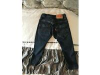 Genuine boys Levi's jeans age 3