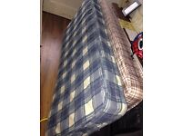 2 x single mattresses excellent condition with fire safety label