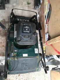 hayter 48 lawn mower