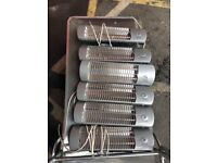6 Sealey IWMH Infrared Wall Mounting Quartz Heater / Heating 1000-1200W / 220-240V