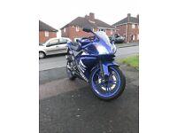 Yamaha yzf-r125 2013 125cc