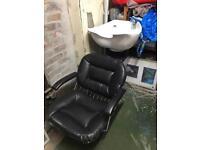 Barber shop Basin, sink