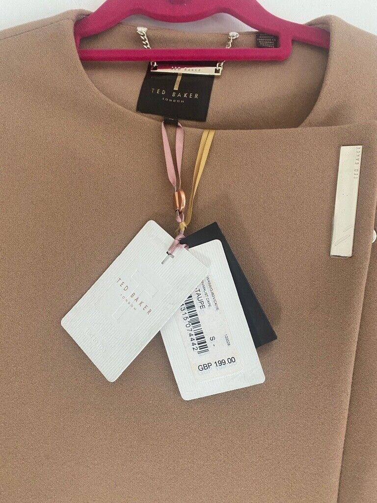 Gumtree Ted Isleworth Cape London Baker In Jacket New Brand