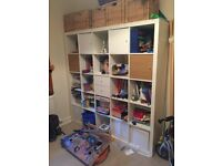 IKEA Kallax 5x5 bookshelf