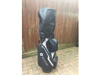 Full set of golf clubs ping G5 with new bag