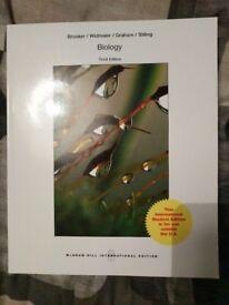 Biology Third Edition- Brooker et al.