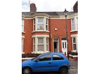 4 Bedroom House for Rent in Kensington, Liverpool.