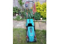 Bosch 32cm Rotary Mower 240V purchased for 84.99 last year Jan '16 now 99.99 at screwfix