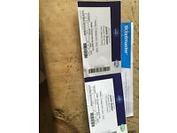 2 x Platinum Justin Bieber Tickets, Tuesday 10 October at the 02. Block 112, Row P seats 372 & 373